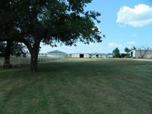 Weitekamp Horse Training Facility in Pilot Point, TX